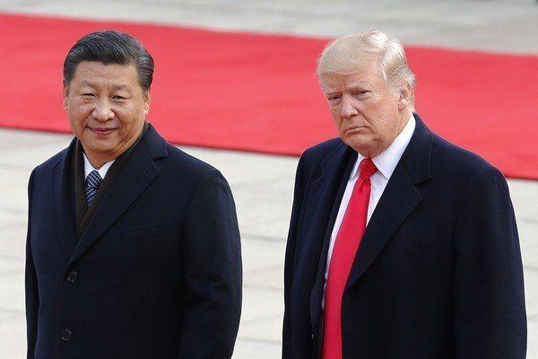 中共國家主席習近平即將在大阪與美國總統川普會面。取自美聯社