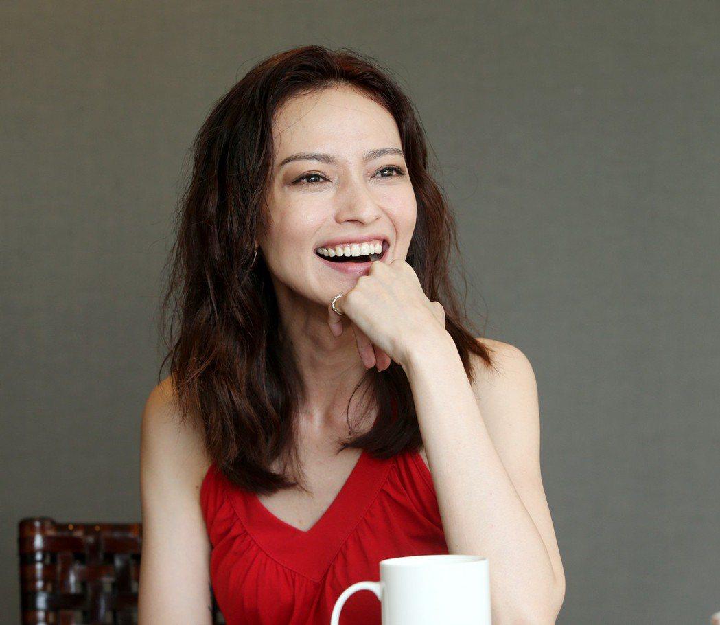 姚以緹接演過不少為女性發聲的角色。記者邱德祥/攝影