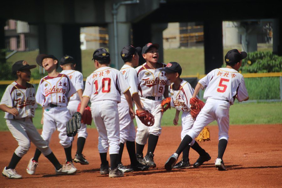 MLB CUP/土城國小首參賽 超級四年級生游子慶帶頭