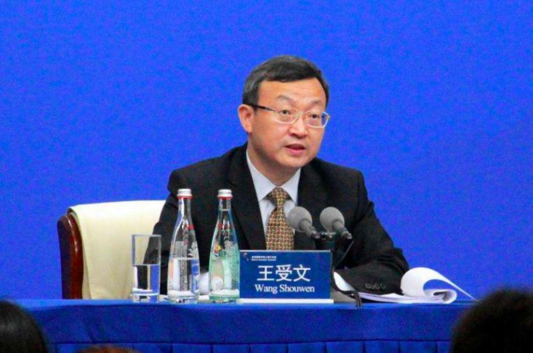 中共商務部副部長王受文稱,現在,中美經貿團隊正在落實兩國元首重要共識,正在就下一...