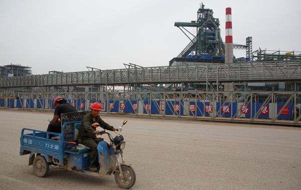 大陸鋼鐵重鎮河北省唐山市將啟動新一輪鋼鐵企業停限產,6月以來,全市空氣質量持續不...