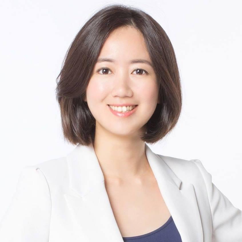 民進黨新北市議員戴瑋姍。取自臉書