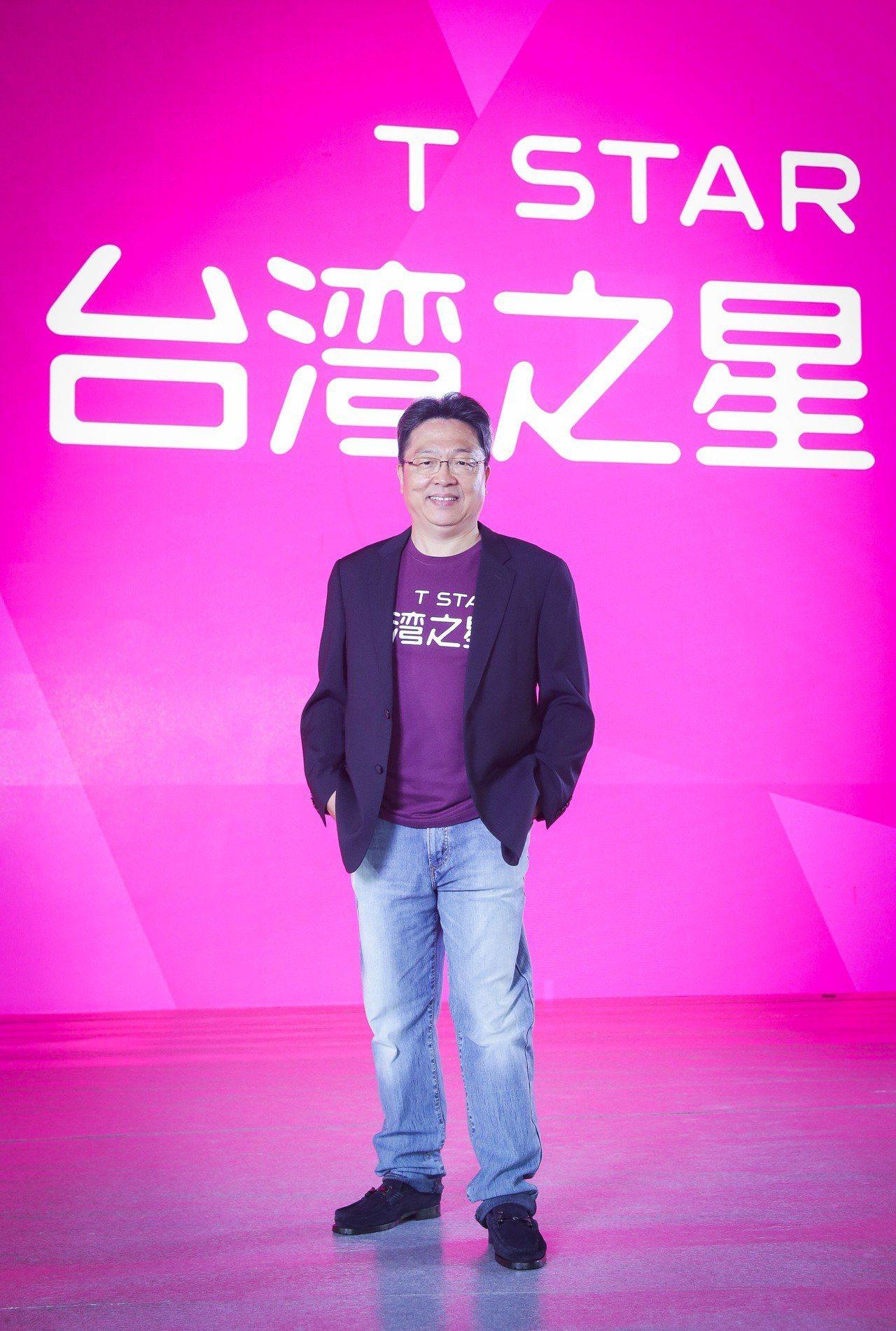 台灣之星總經理賴弦五呼籲政府應積極介入NCC行動寬頻業務管理規則修正案 ,確保延...