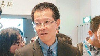 矽力董事長陳偉。 報系資料照