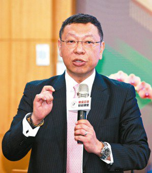 微軟AI研發中心執行長張仁炯 本報系資料庫