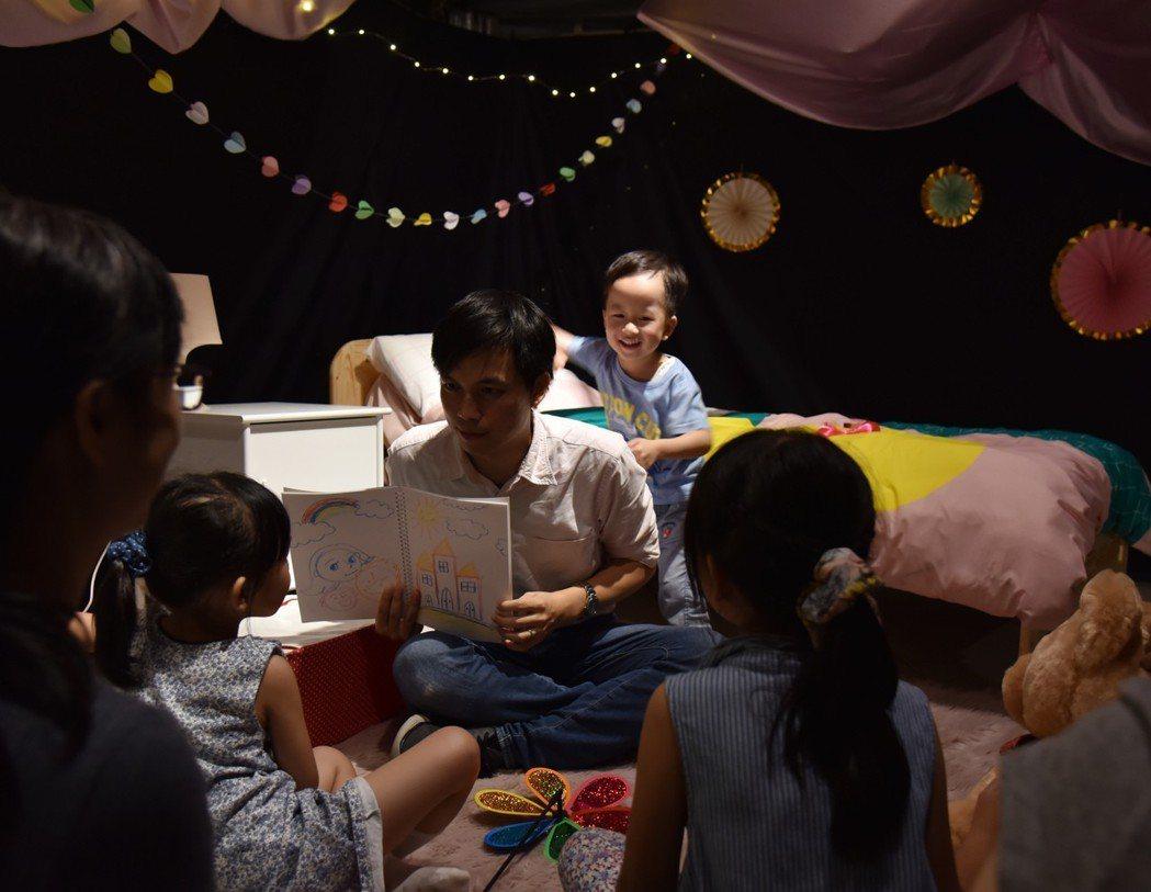 兒童夏令營-彼得潘光影冒險。奇美博物館/提供