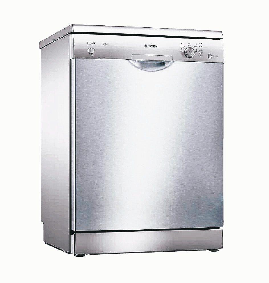 12人洗碗機一分錢一分貨,BOSCH 12人份獨立式洗碗機單價較高,同時功能...