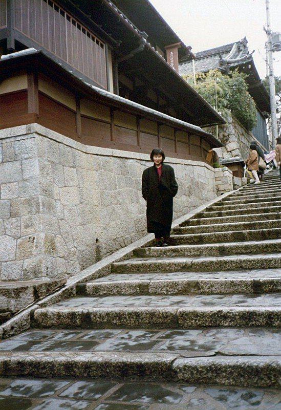 京都是韓良露最愛的城市之一。(圖片來源/朱全斌提供)