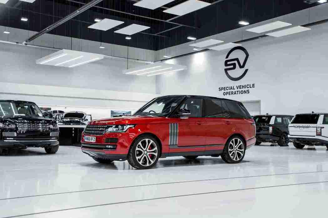 Jaguar Land Rover持續追求英倫當代設計與非凡性能表現之巔峰境界,...