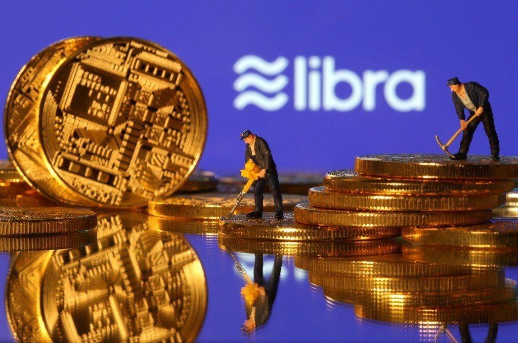 這幾年,區塊鏈風行各國,Facebook也於6月18日宣布發行加密貨幣Libra...