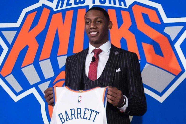 貝瑞特在NCAA心態成熟,未來在NBA的發展速度可能更快與更穩定。 美聯社