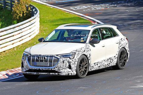 Audi e-tron竟然還留了一手? 性能版本預約秋季上市!