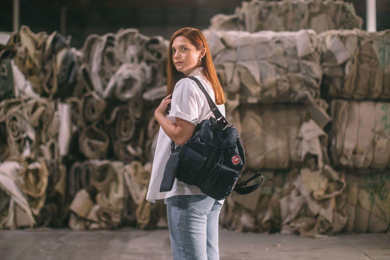 義大利時尚品牌Prada打造Re-Nylon可再生尼龍膠囊限定系列,並與國家地理...