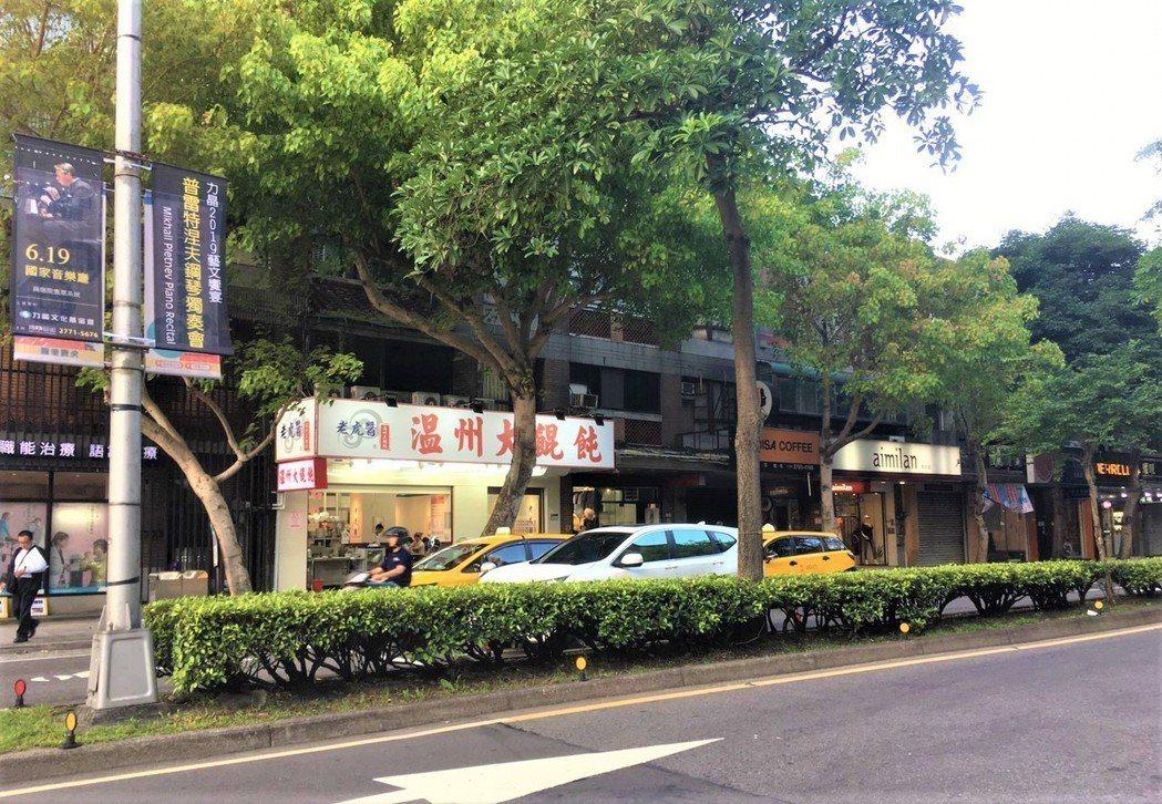 台北市民生社區兩間空置已一段時間的店面,近期順利出租。圖/台灣房屋提供