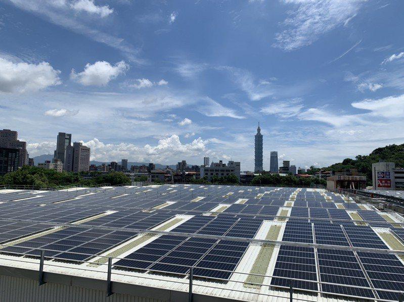 台北市「長興淨水廠」6月完工後正式啟用。圖/記者黃阡阡攝