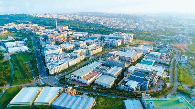 台中市府計畫將都計工業區納入立體化適用範圍,解決缺地問題,圖為精密機械科技創新園區。 圖/台中市政府提供