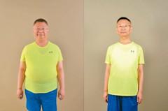 運動+節食 醫師1年減重41公斤