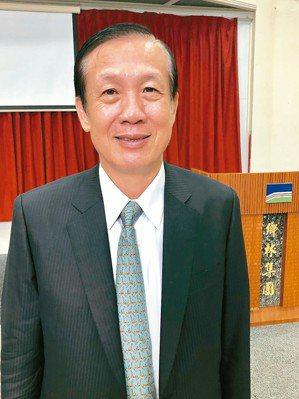 鄉林集團董事長賴正鎰 記者宋健生/攝影