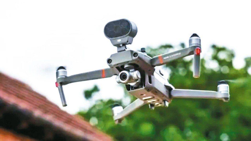 大疆計畫利用公司在加州的一座倉庫組裝無人機。 (取自大疆官網)