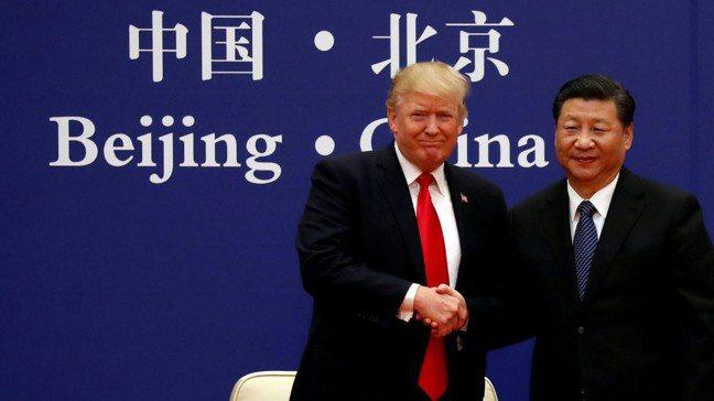 川普(左)與習近平將在G20峰會上舉行會談,但兩人要達成更全面協議的機會卻似乎遙...