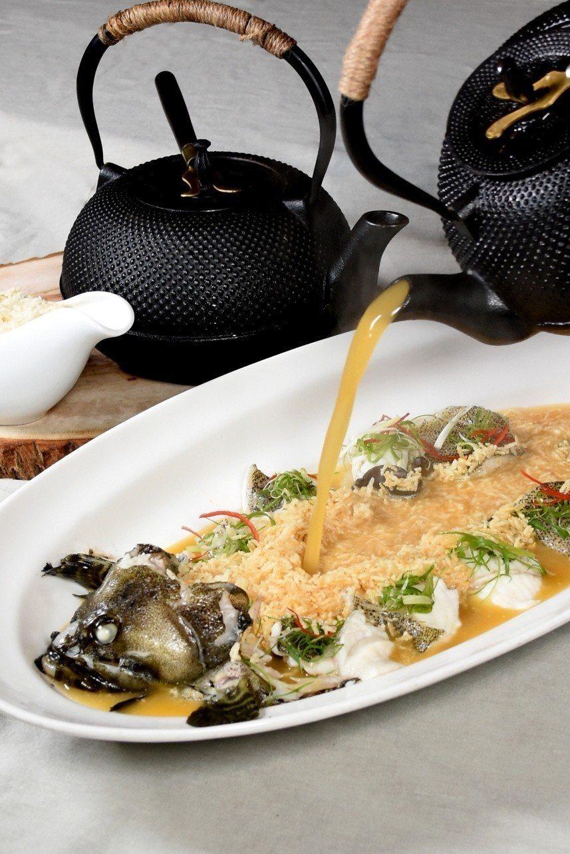 金龍餐廳-魚米之香。圓山大飯店/提供