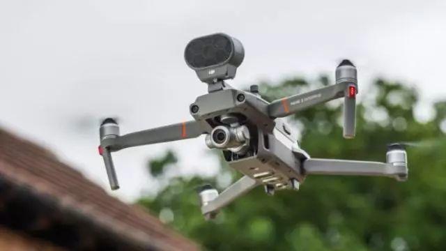 大疆計畫利用公司在加州的一座倉庫組裝無人機。 (取材自大疆官網)