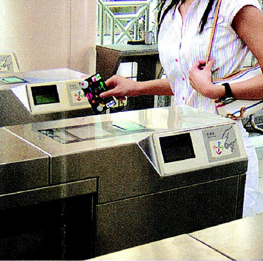 多數信用卡把自動加值排除在「一般消費」之外。 圖/聯合報系資料照片