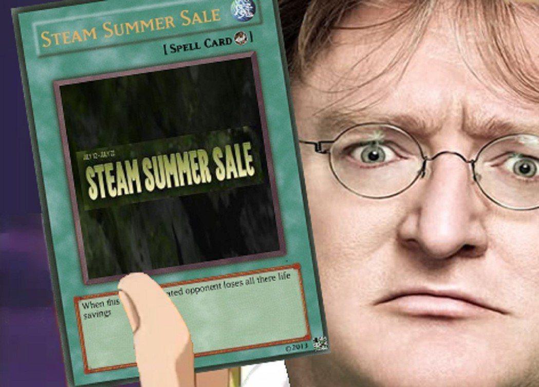 看我使出魔法卡「夏季特賣」!/圖片截自reddit@seanwee2000