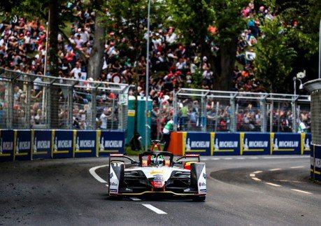 影/Formula E電動方程式第十一站 世界公園瑞士首都伯恩上演
