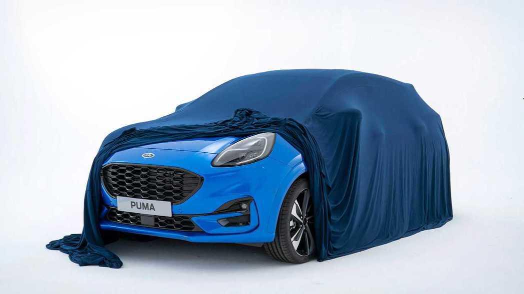 Ford全新小休旅Puma正式現身。 摘自Ford