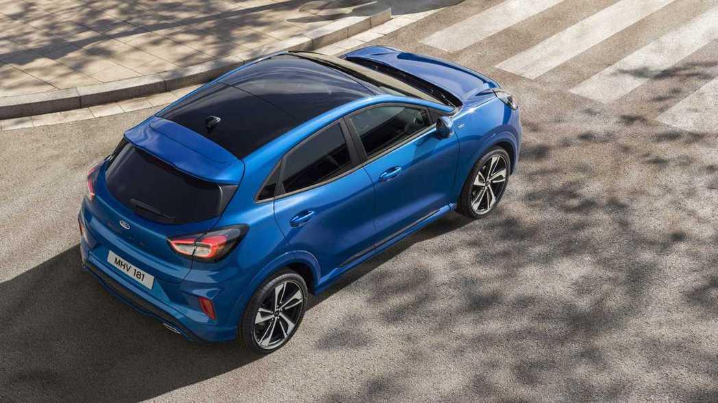 Ford Puma導入全新Co-Pilot360主動安全系統。 摘自Ford