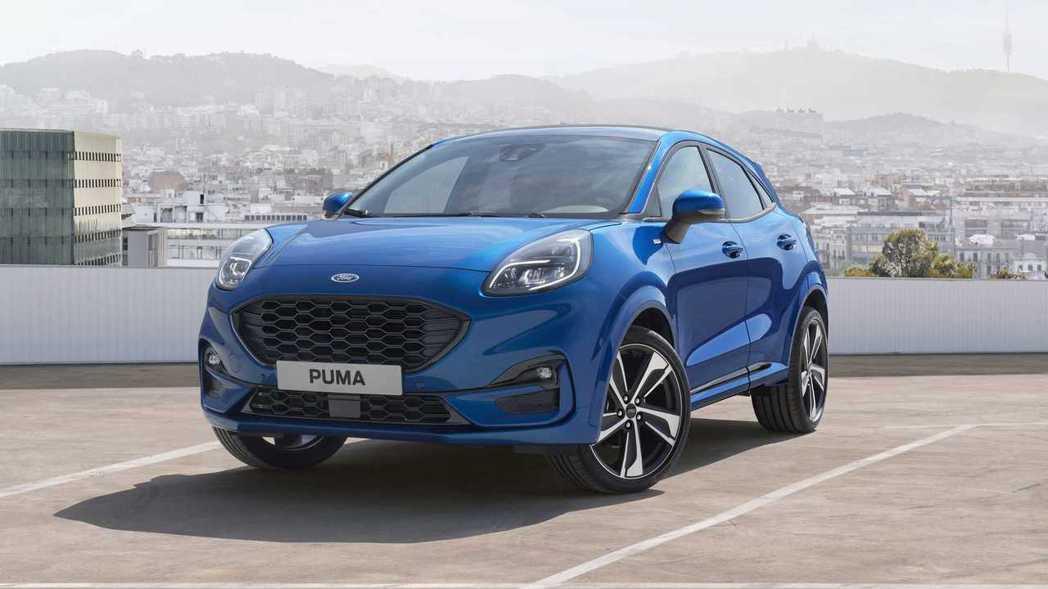 Ford Puma預計在今年底就會率先於歐洲販售。 摘自Ford