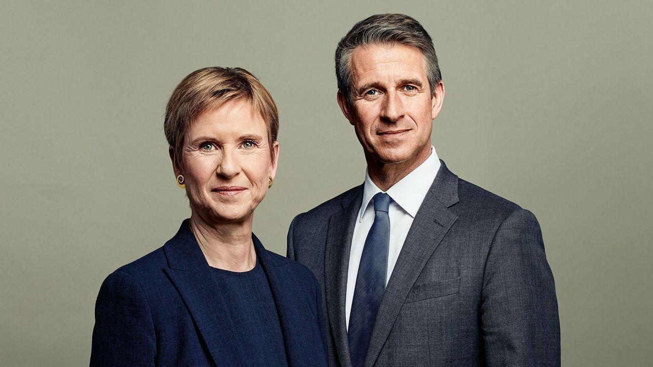 57歲的姐姐卡蘭登與53歲弟弟廣德特兩人擁有BMW近一半的資產。圖擷自/mana...