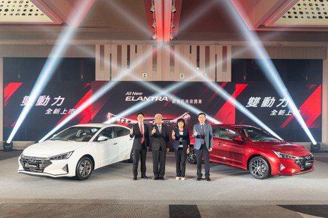 只是「小改款」Hyundai Elantra 64.9萬元起上市 Elantra Sport同步登場!