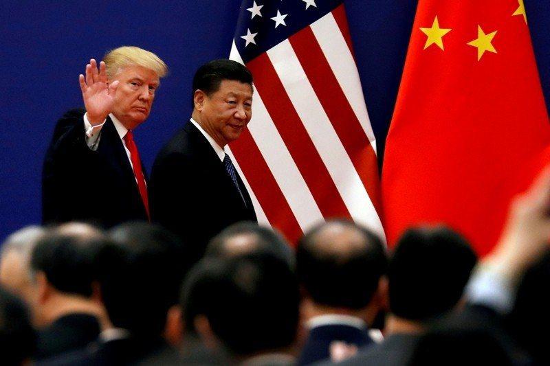 美國總統川普和中共國家主席習近平,是否會進行雙邊高峰會,討論貿易戰相關議題? 圖/路透社