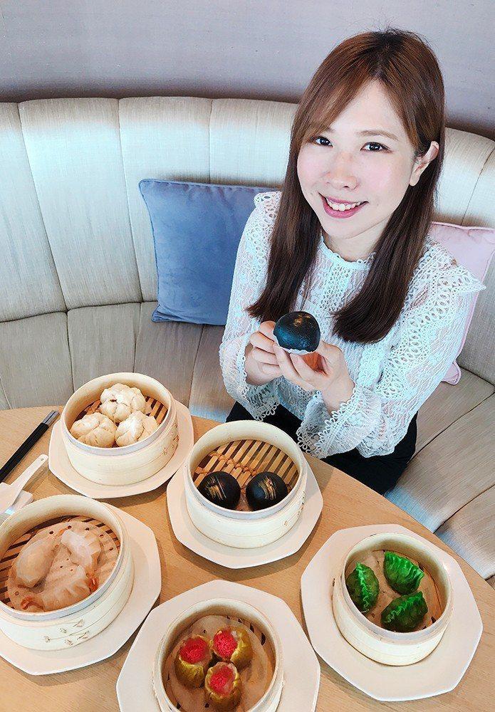 「夏季午間港點饗宴」,讓小資族,也可輕鬆享受五星港點。 遠東飯店/提供