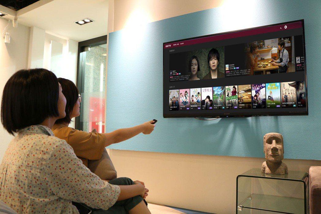 從哈日風到享日學,KKBOX娛樂觸角延伸搶攻新興「享日世代」。 KKBOX /提...