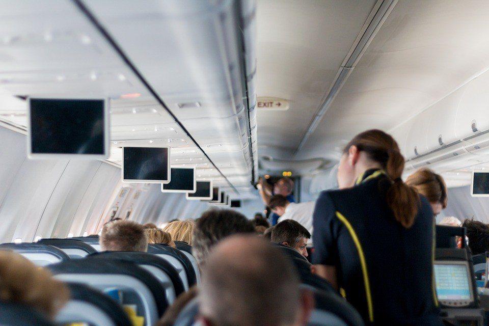每個空服員具備飛行4種機型的資格。 圖/Pixabay