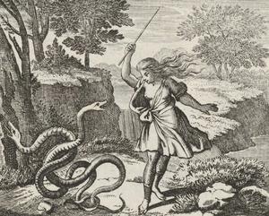 Tiresias 路邊亂打纏綿蛇
