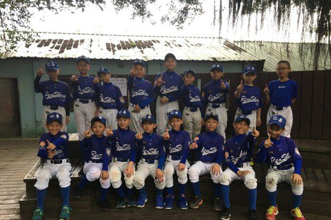 MLB CUP/仁善少棒初體驗 為升上高年級鋪路