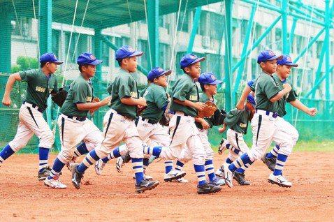 MLB CUP/高雄壽天少棒巨人陣 五球員超過150公分