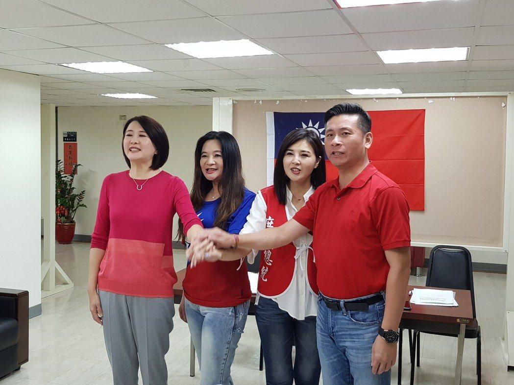 高雄市長韓國瑜「決戰2020,贏回台灣」造勢大會30日將在新竹縣舉行最後一場次;...