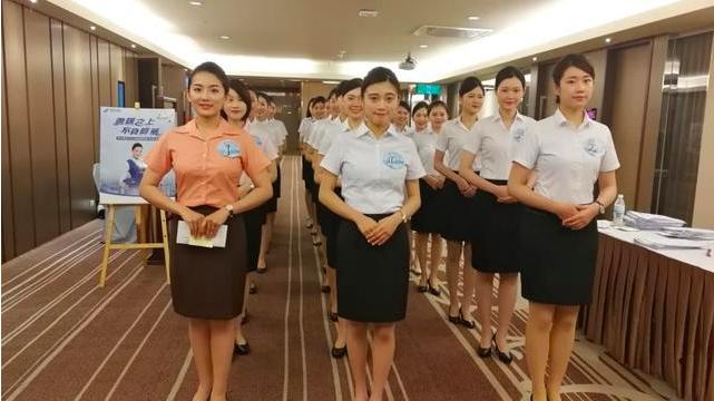 中國南方航空首次在台灣招聘空服員,共收到2255份履歷。(北京日報客戶端)
