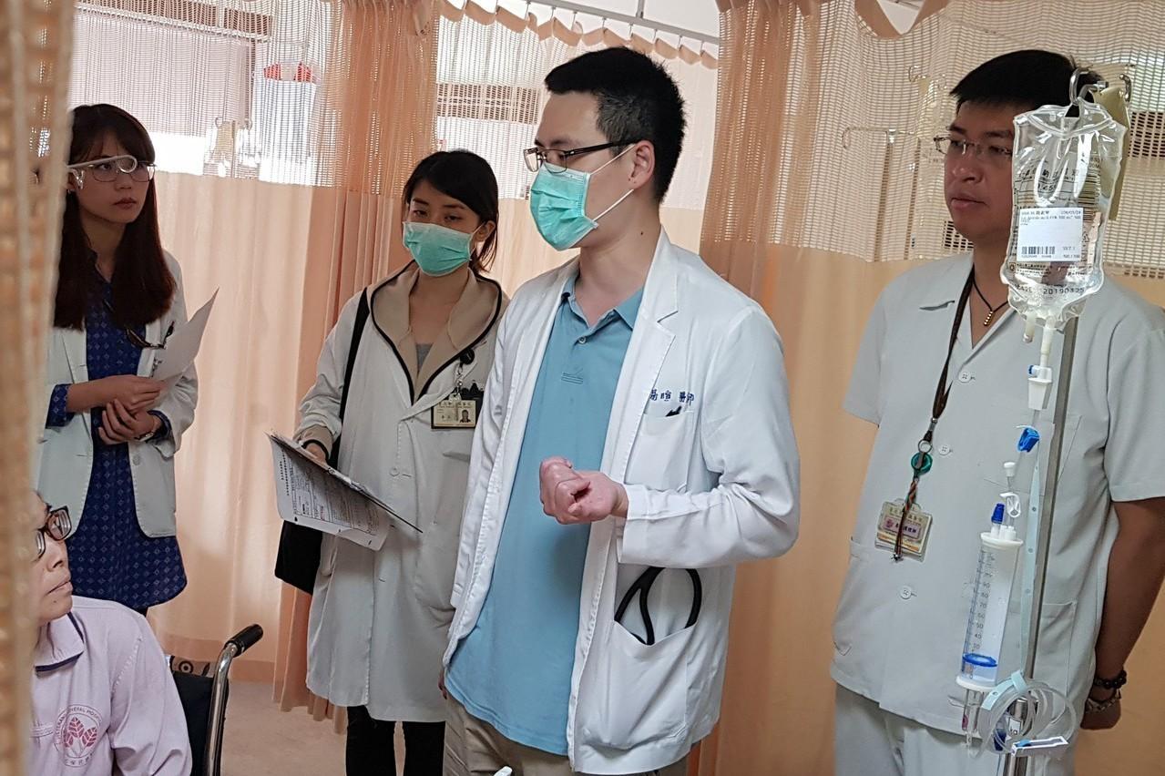 他無預警昏倒卻遲無法確診 北榮整合醫學團隊幫大忙