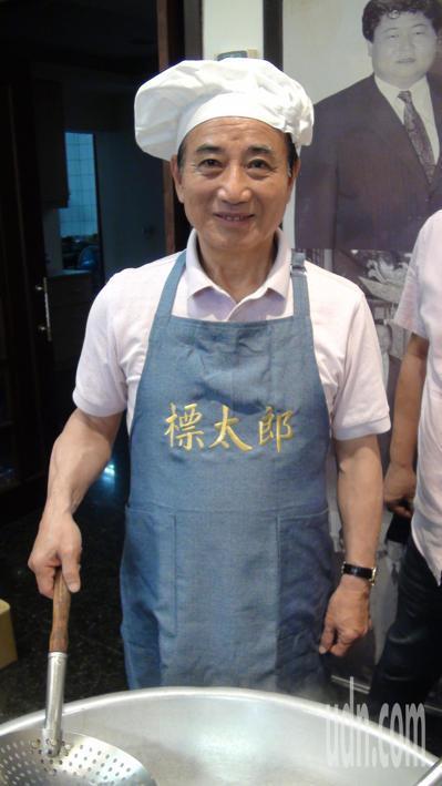 前立法院長王金平。記者余采瀅/攝影