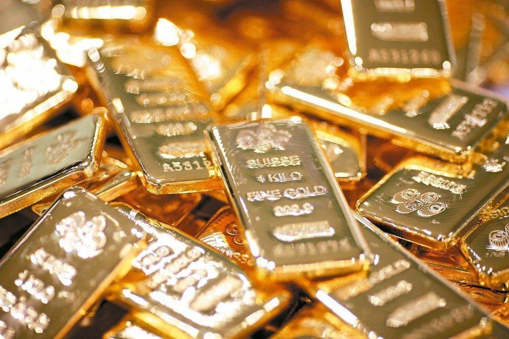 黃金。報系資料照