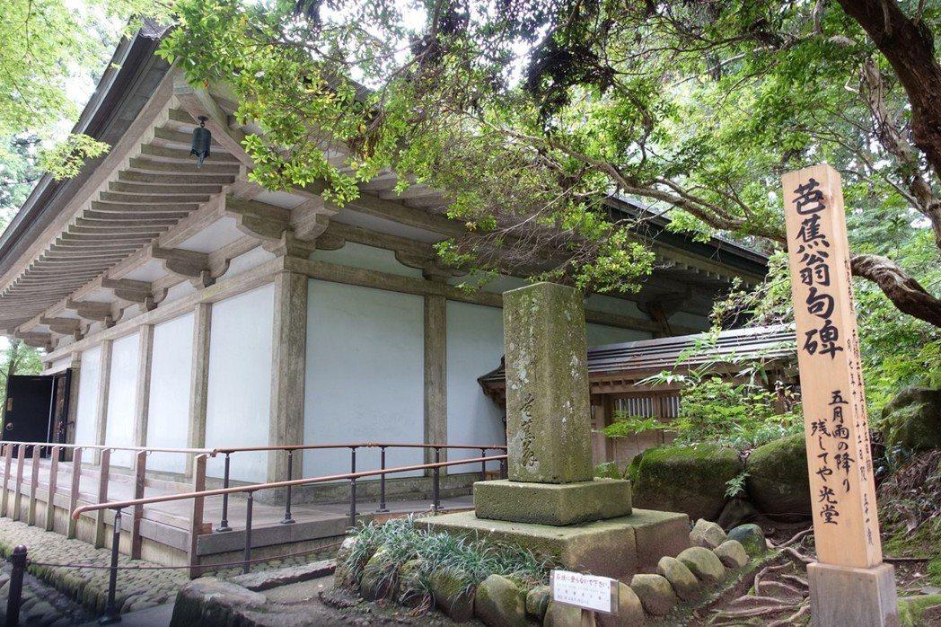 於2011年被登錄為世界文化遺產的中尊寺,是東北第一大名寺。雄獅旅遊/提供