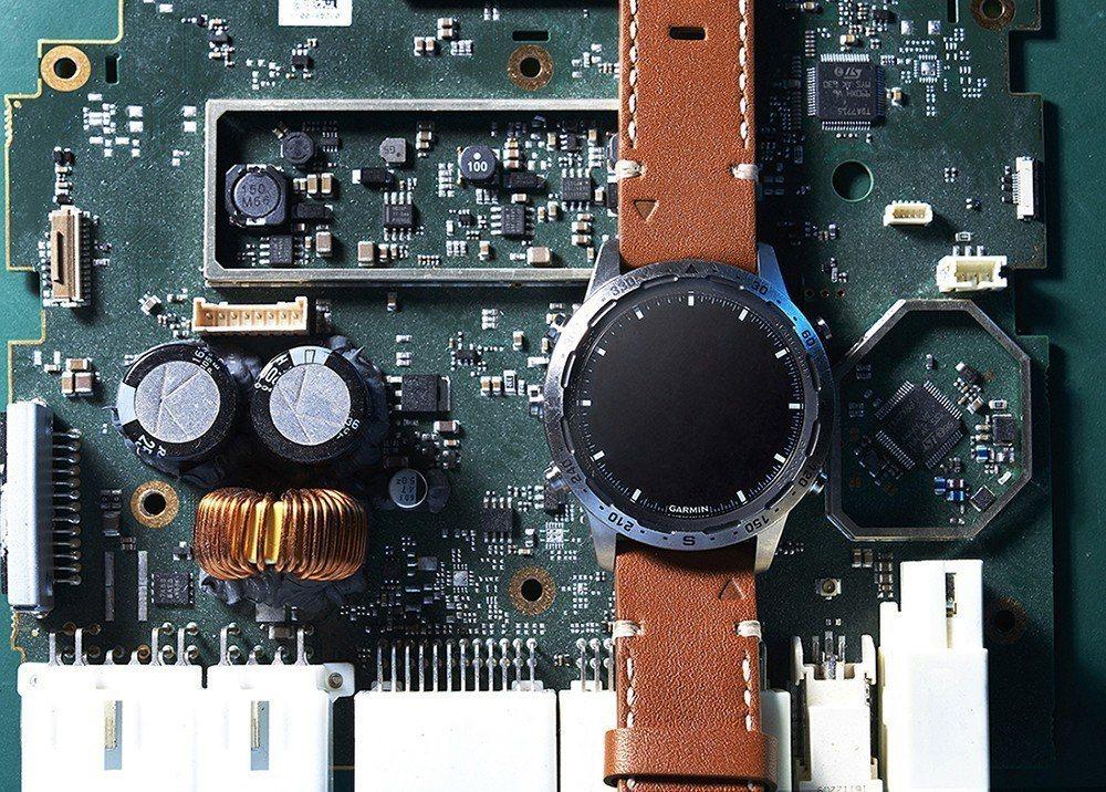 MARQ系列有相當多零組件以及繁複的生產工序。  Garmin/提供