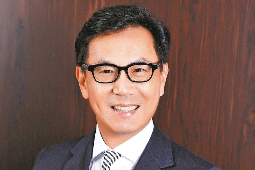 台灣大哥大董事長蔡明忠。 本報系資料庫