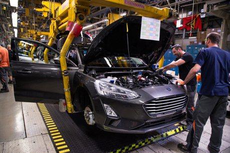 Ford將在歐洲大裁員 約1.2萬人工作不保
